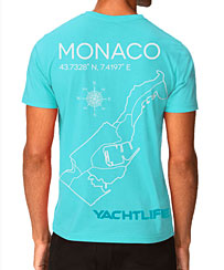 Destination Monaco Tahiti Blue
