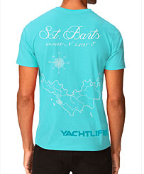 Destination St. Barts Tahiti Blue