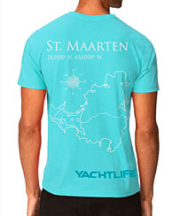Destination St. Maarten<br>Tahiti Blue